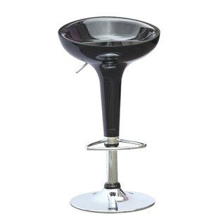 Beltz Adjustable Height Bar Stool (Set of 2) by Ebern Designs
