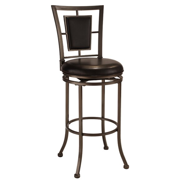 Auckland 30 Swivel Bar Stool by Hillsdale Furniture
