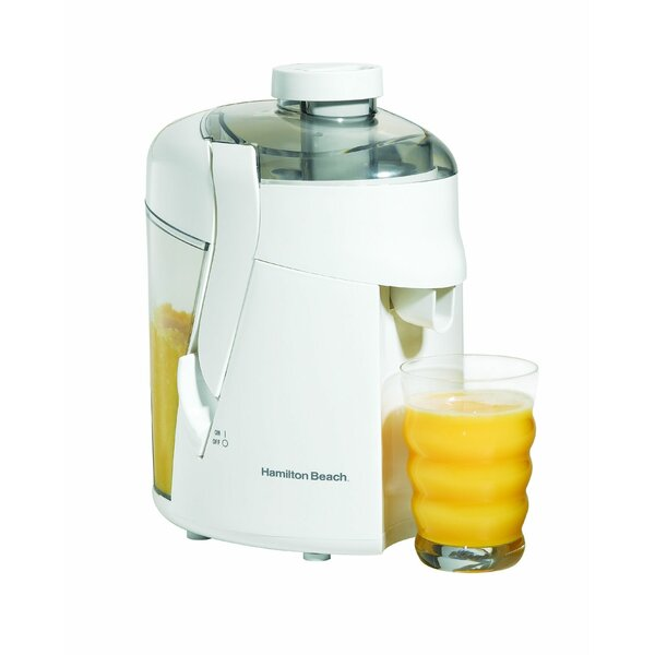 Healthsmart® Juice Extractor By Hamilton Beach.