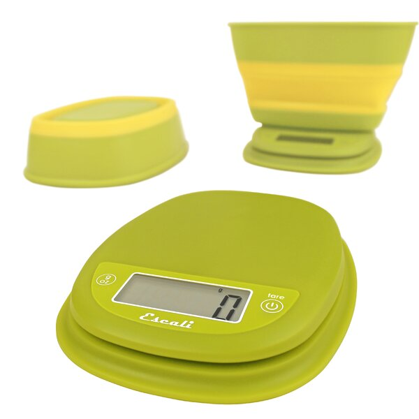 Pop 11 lbs Bowl and Digital Scale by Escali