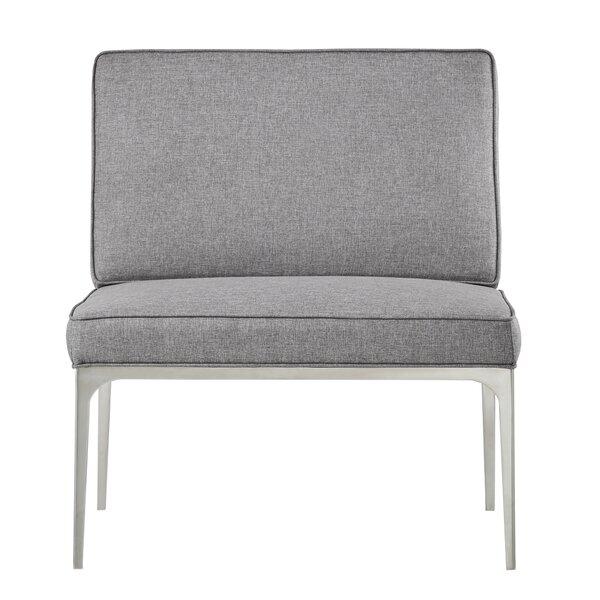 Oldaker Slipper Chair by Orren Ellis
