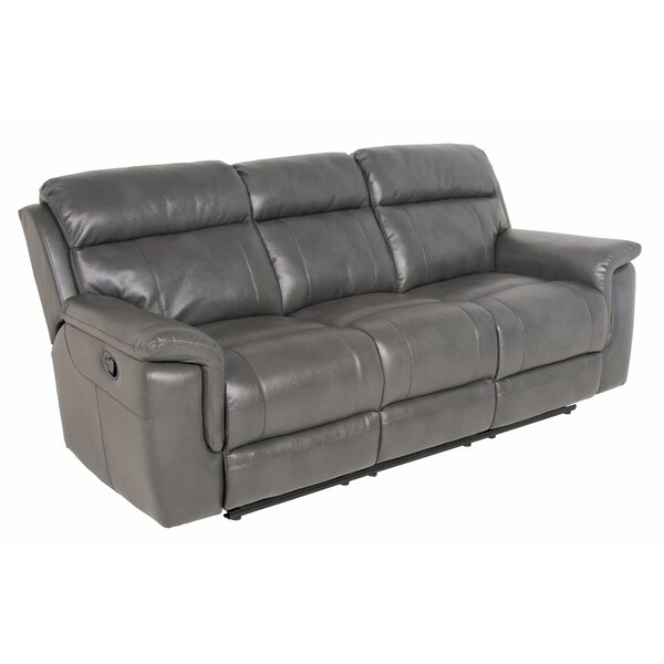 New Chic Randel Reclining Sofa by Red Barrel Studio by Red Barrel Studio