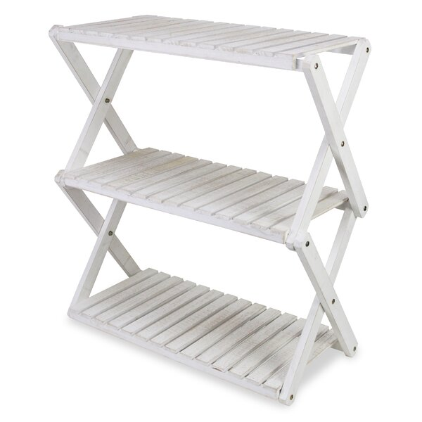 Tier Ladder Bookcase By WFX Utility
