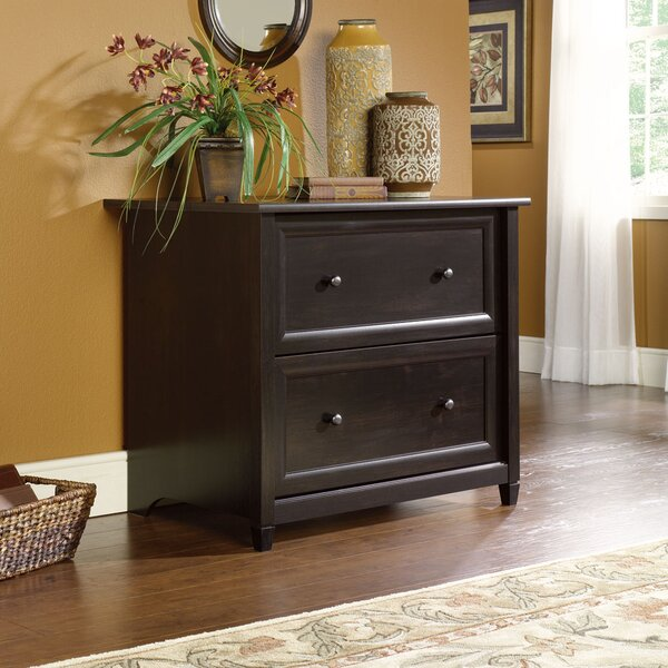Lamantia 2 Drawer Lateral Filing Cabinet by Three