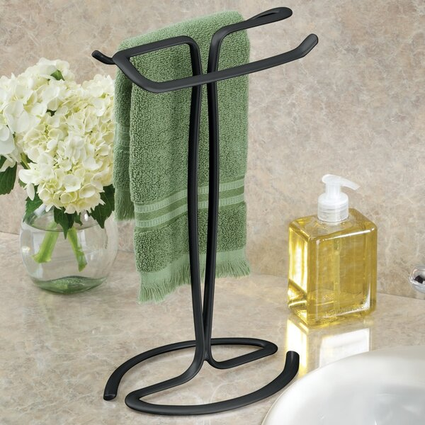 Eilerman Fingertip Towel Stand by Rebrilliant