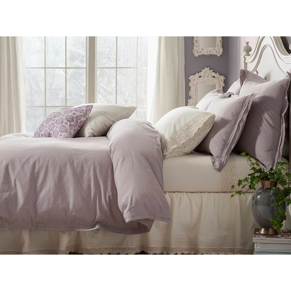 Bella Bed Skirt by Amity Home