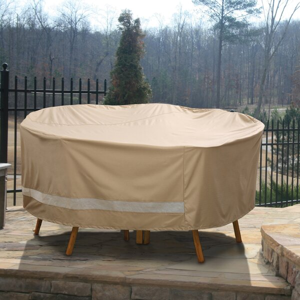 Breathable Patio Dining Set Covers by Freeport Park
