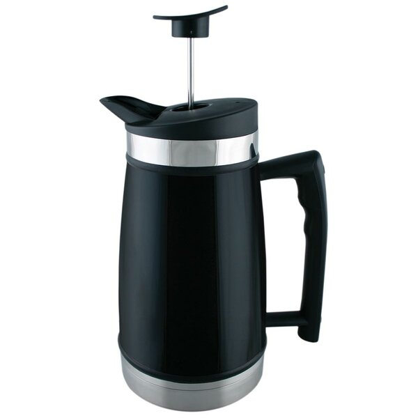 Brü-Stop Tabletop French Press by Planetary Design