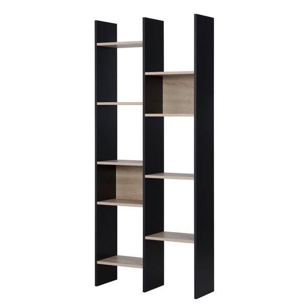 Thompkins Geometric Bookcase By Ivy Bronx