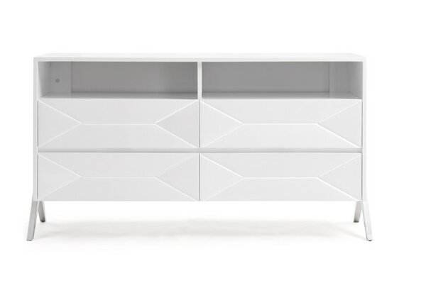 Anouk 4 Drawer Dresser by Wade Logan