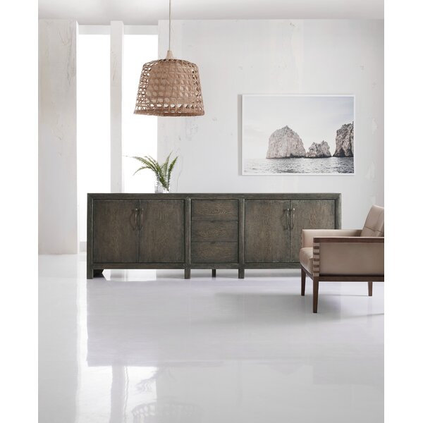 Melange 104-inch Console Table By Hooker Furniture