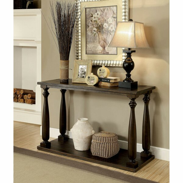 Wattisham Console Table by Canora Grey