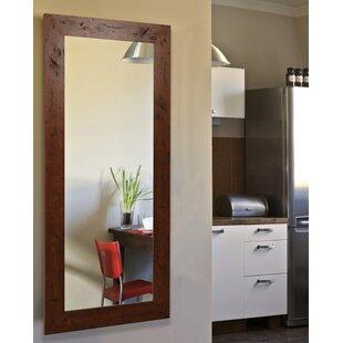 Loon Peak Rustic Rectangle Wall Mirror