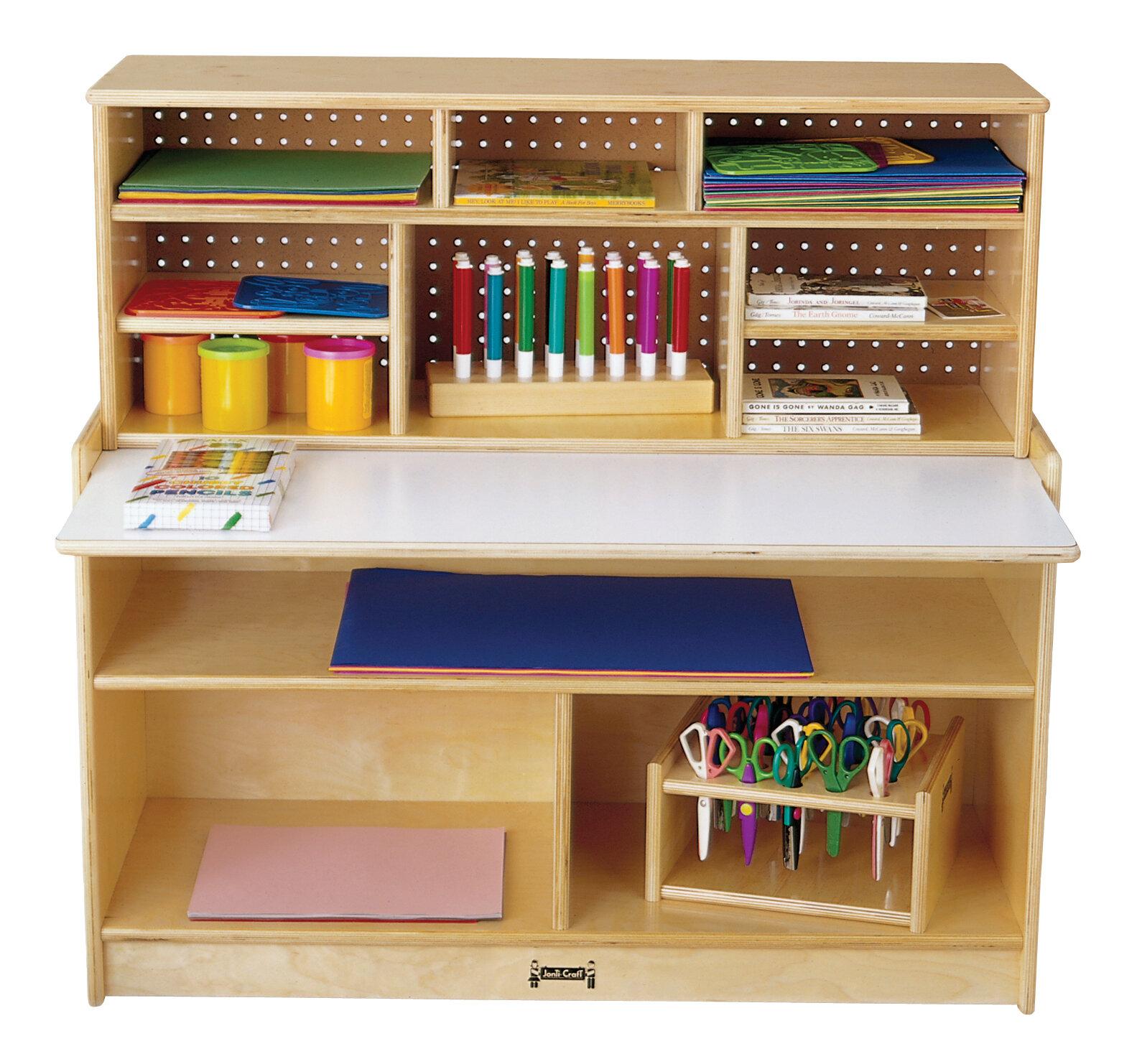 Jonti Craft Kids Arts And Crafts Table And Chair Set Wayfair
