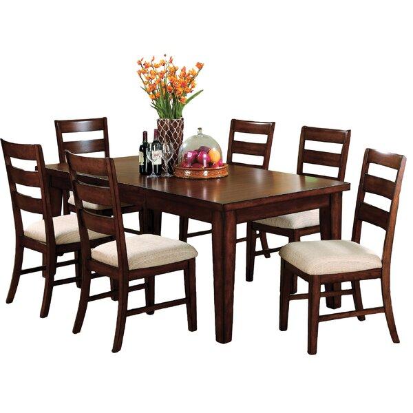 Pristine 7 Piece Dining Set by Hokku Designs