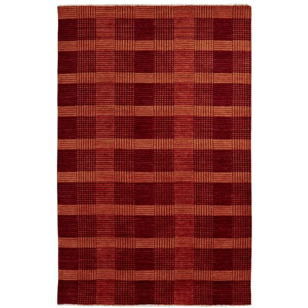 Lounge Red Area Rug by Dynamic Rugs