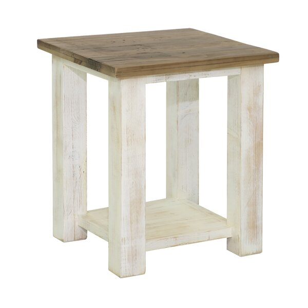 Coonrod End Table by Gracie Oaks
