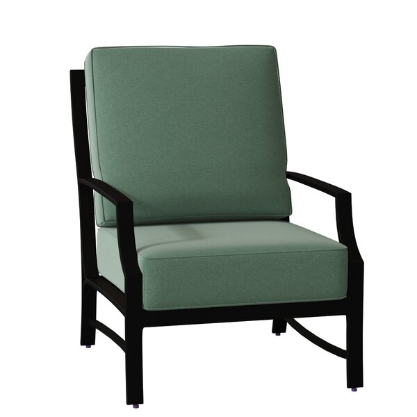 Seal Cove Patio Chair with Cushions by Woodard