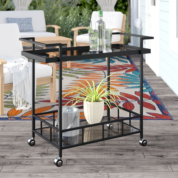 Callum Bar Cart by Ivy Bronx