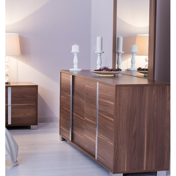 Granberry 6 Drawer Double Dresser by Orren Ellis