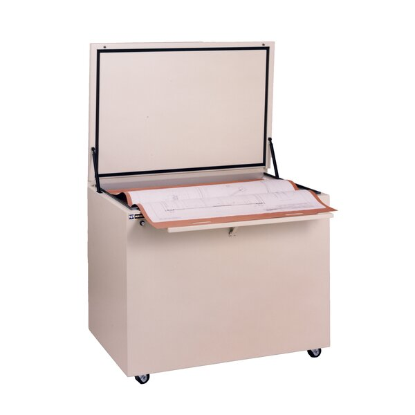 Planfile Storage Cabinet by Ulrich