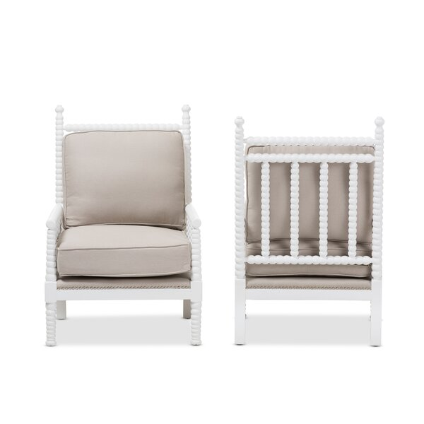 Duanesburg Armchair (Set of 2) by Bungalow Rose
