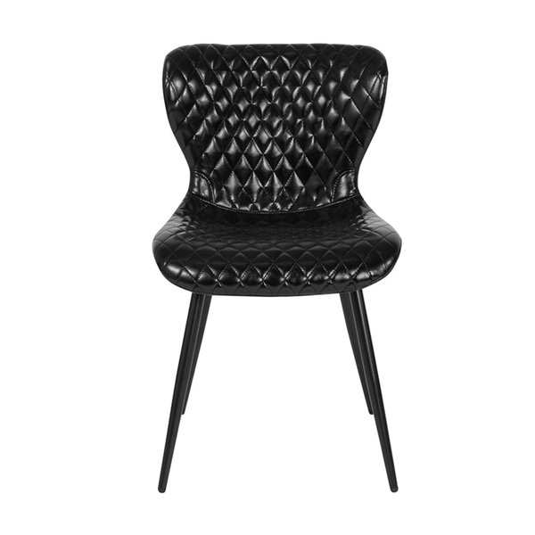 Claudia Upholstered Dining Chair by Wrought Studio