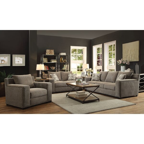 Oetjen 2 Piece Living Room Set by Red Barrel Studio