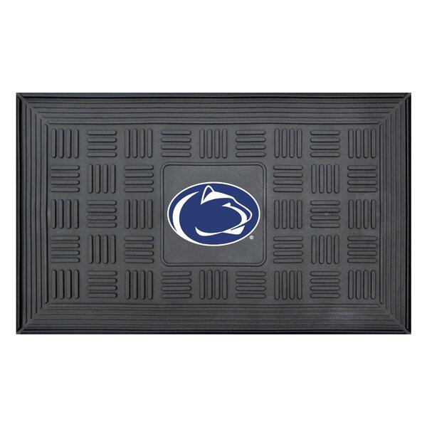 NCAA Penn State Medallion Door Mat by FANMATS