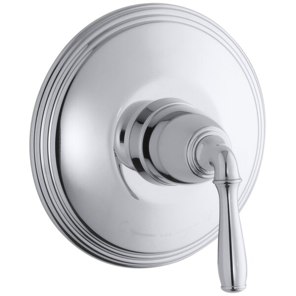 Devonshire Valve Trim for Thermostatic Valve with Lever Handle, Requires Valve by Kohler