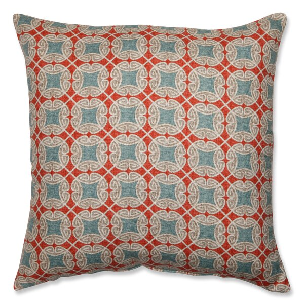 Colmar Cotton Floor Pillow by World Menagerie