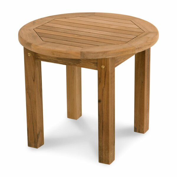 Lowery Solid Wood Side Table by Rosecliff Heights Rosecliff Heights