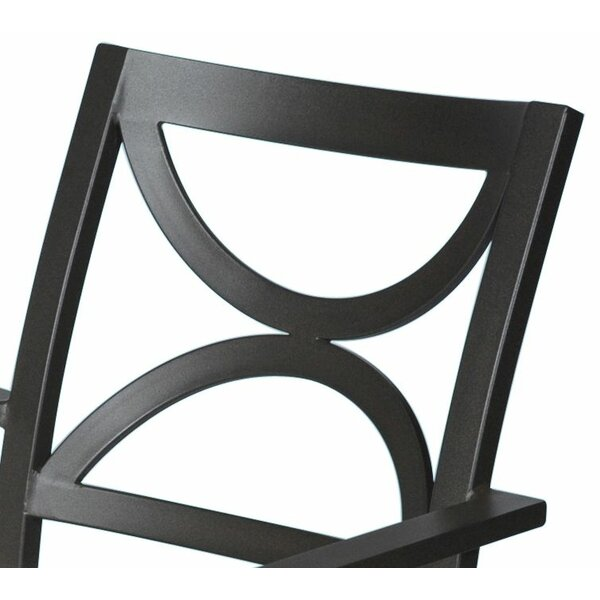 Verona 4 Piece Sunbrella Sectional Set with Cushions by Meadow Decor