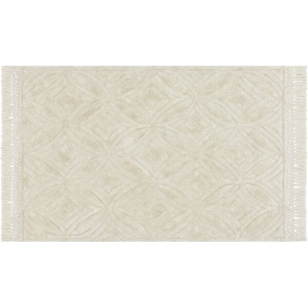 Werth Hand-Tufted Ivory Area Rug by Gracie Oaks