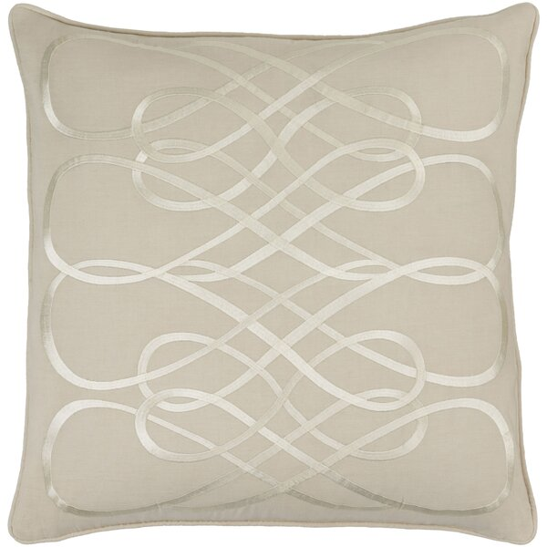 Powell Linen Throw Pillow Cover by Darby Home Co