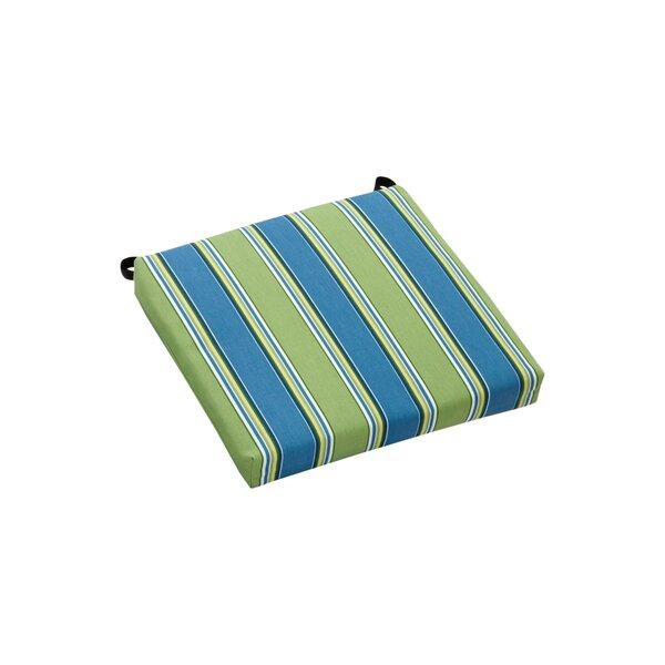 Haliwell Indoor/Outdoor Adirondack Chair Cushion (Set of 4) by Blazing Needles