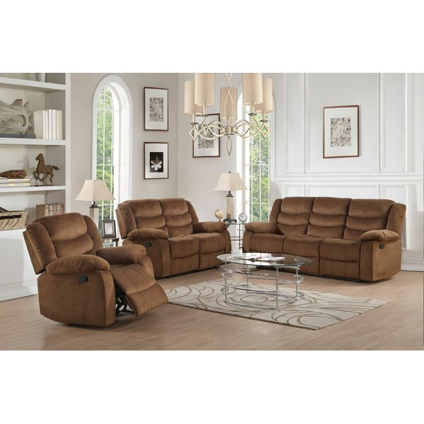 Bartolo Reclining Living Room Collection by Red Barrel Studio