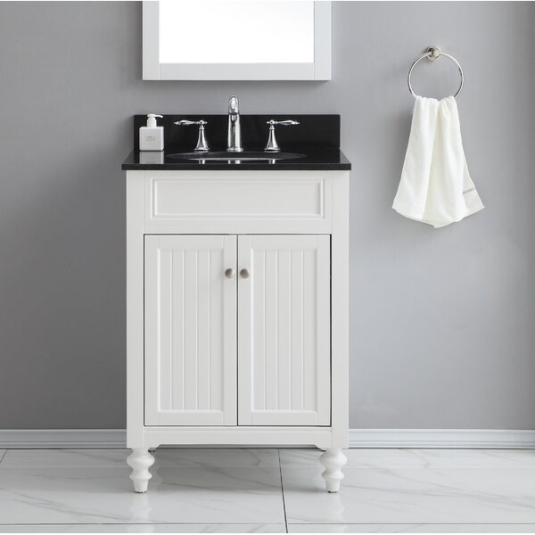 Seraphina 24 Single Bathroom Vanity Set by Highland DunesSeraphina 24 Single Bathroom Vanity Set by Highland Dunes