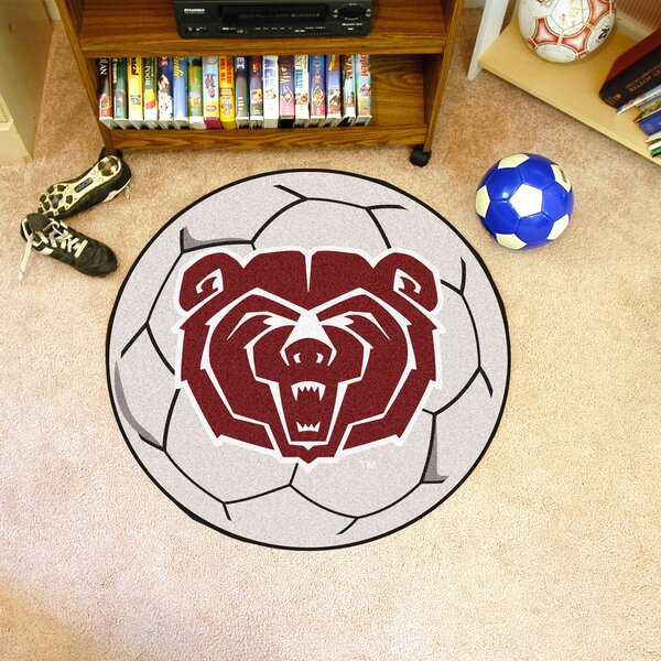 NCAA Missouri State Soccer Ball by FANMATS