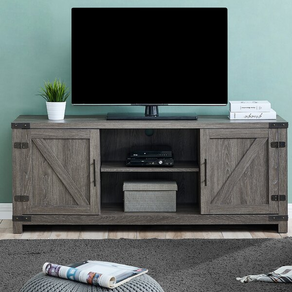 Midwest TV Stand For TVs Up To 65