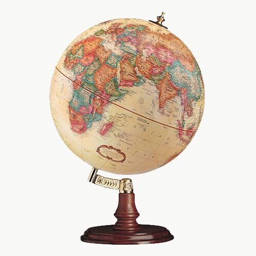 Cranbrook World Globe by Replogle Globes