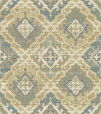 Colston Brown Area Rug by Charlton Home