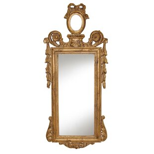 Hickory Manor House Ornate French Accent Mirror