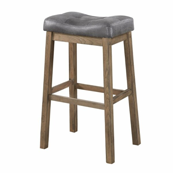 Stanwood 29 Bar Stool (Set of 2) by Gracie Oaks