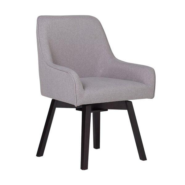 Buford Swivel Armchair by Ebern Designs Ebern Designs