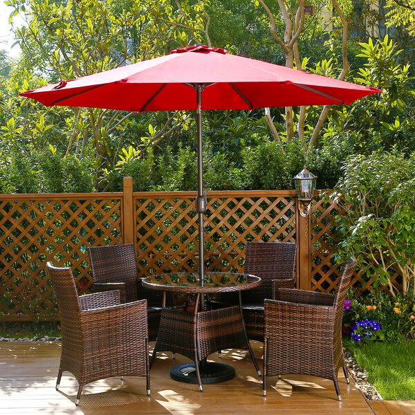 Reva 9' Market Umbrella by Freeport Park
