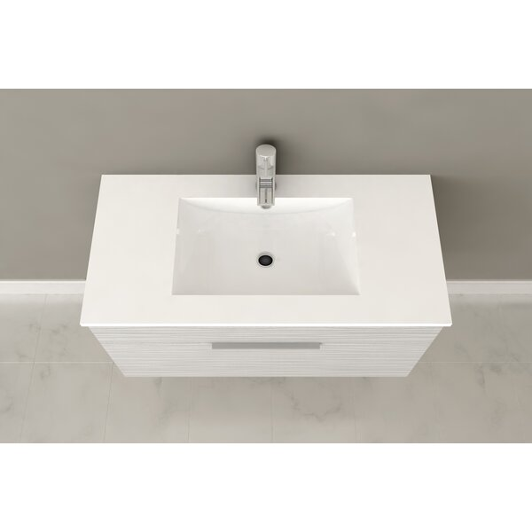 Textures 36 Single Bathroom Vanity by Cutler Kitchen & BathTextures 36 Single Bathroom Vanity by Cutler Kitchen & Bath