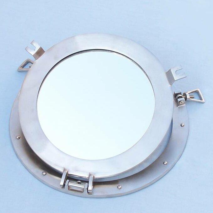 best images dia sizes nauticaldecor aluminum windows finish mirror porthole nickel over shapes on all nauticaltropic mirrors of decor