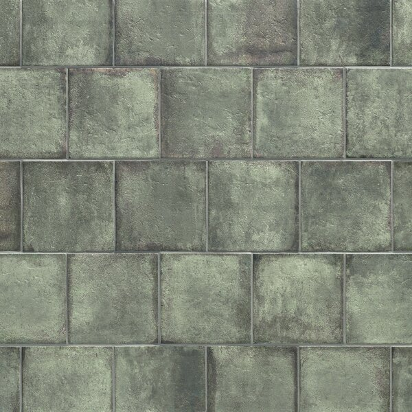 Relic 8.75 x 8.75 Porcelain Field Tile in Muschio by EliteTile