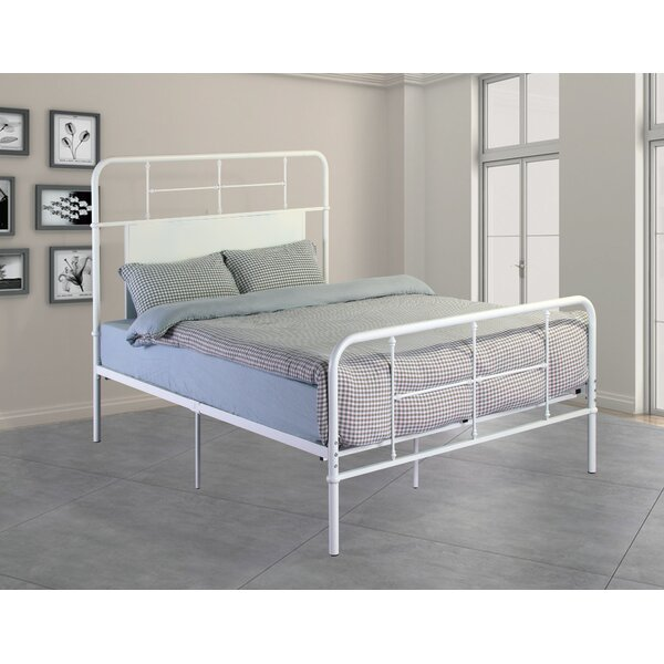 Liya Standard Bed by Gracie Oaks
